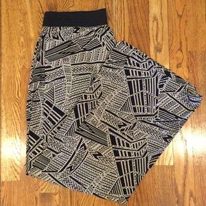 Alfani Wide Leg Elastic Waist Pants